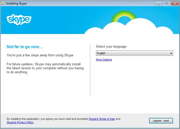 Dirty skype users